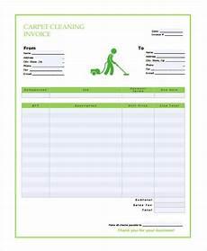carpet cleaning receipt template 36 free receipt templates