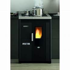 cucine da incasso cucina pellet cal 242 r 7kw ventilata incasso in