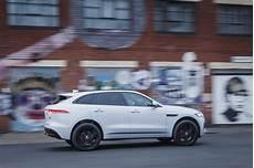 The Jaguar F Pace S Has Plenty To Offer