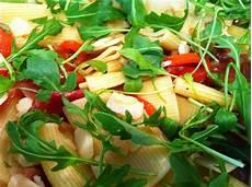 a litalienne du piano 224 l assiette salade de pates a l italienne