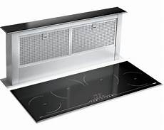 hotte de cuisson hotte aspirante avec plaque de cuisson par induction piccante 86 cm integra acier inoxydable
