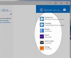 Windows 10 Comment Ajouter Un Compte Mail 224 Courrier