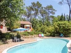 Villa Piscine Priv 233 E En Bordure Du Golf 224 Nans Les Pins