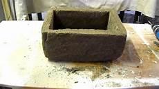 wassertrog aus beton selber machen wassertrog selber bauen home ideen