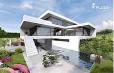 Modernes Flachdachhaus Bauen Flachdachh 228 User Mit Flow