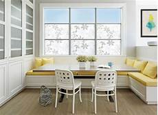 Dining Room Design Idea Use Built In Banquette Seating