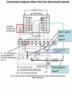 famous lennox thermostat wiring diagram image collection best at furnace thermostat wiring