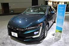 2020 honda clarity in hybrid 2020 honda clarity touring in hybrid at the 2019 los