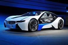 New Bmw Vision Efficient Dynamics Hybrid Auto Car Reviews