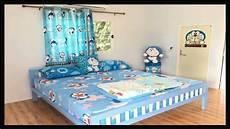 Contoh Desain Kamar Tidur Doraemon Terbagus Untuk Model