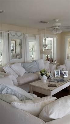25 shabby chic style living room design ideas decoration