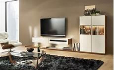 Wohnwand Modern Design - moderne fernsehwand im wohnzimmer ideen top