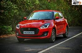 New Maruti Swift 2018 Receives Over 60000 Bookings Since