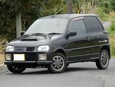 DAIHATSU MIRA TR XX AVANZATO R4  1996 BLACK M