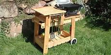 Grill Selber Bauen Einfach - grillwagen selber bauen