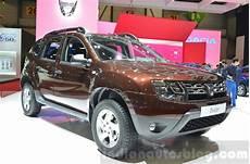 Dacia Duster Essential Geneva Motor Show Live
