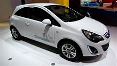 2014 opel corsa diesel ecoflex exterior and interior
