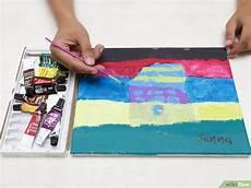 comment diluer de la peinture acrylique peinture acrylique alcool 224 bruler