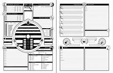 dungeons donuts philosophies character sheets