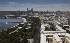 2017 Formula One Azerbaijan Grand Prix Preview