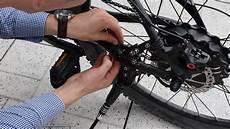 E Bike Tuning - fischer e bike 1608 mit neodym magnet tunen xy9777