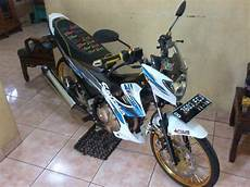 Fu Modif Simple by Foto Modifikasi Motor Satria Fu Simple Terkeren Dan