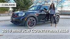 2019 mini jcw review 2019 mini jcw countryman all4 review