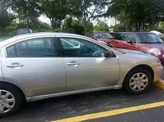 how cars run 2007 mitsubishi galant parking system sell used 2007 mitsubishi galant silver 1 owner runs perfectly in north miami beach florida
