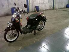 Modifikasi Motor Scoopy by Gambar Modifikasi Motor Honda Scoopy Terbaru Modifikasi