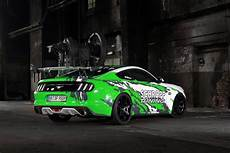 Ford Mustang Getunt - schropp tuning creates 807 hp ford mustang