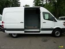 2010 Arctic White Mercedes Benz Sprinter 2500 High Roof
