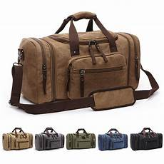 canvas travel tote luggage large s weekend