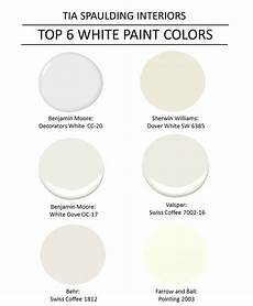 let s talk my favorite white paint colors