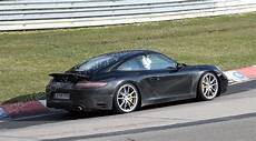 Porsche 911 Facelift 2015 Of Tweaked 991 By