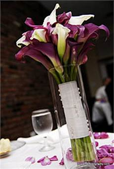 cheap calla lily centerpiece ideas great for wedding