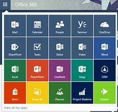 Office 365 Portal Apps by How To Customize The App Launcher In Office 365