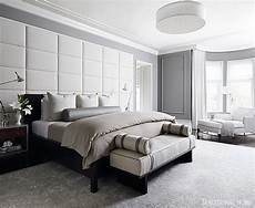 Bedroom Ideas Grey And White by Gorgeous Gray And White Bedrooms Traditional Home
