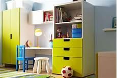Ikea Schreibtisch Kinderzimmer - ikea aufbewahrungssysteme f 252 r kinderzimmer wie z b stuva