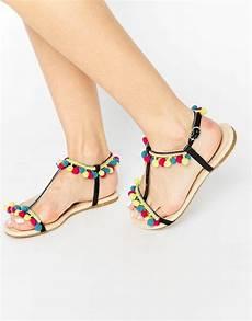 Sandale Femme Pompon 1001 Id 233 Es Pour Sandale Femme Les Mati 232 Res F 233 Tiches De