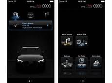 Audi Mmi Connect App Pour Rester Connect 233 En Wi Fi Avec