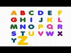 alphabets abc song kids animation learn series youtube