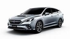 Subaru Levorg At Tokyo Motor Show Offers Look At