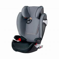cybex gold solution m fix kindersitz design 2017 graphite