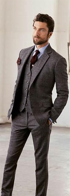 le costume gris anthracite homme en 40 photos costume