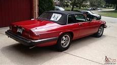 cabriolet jaguar xjs jaguar xjs cabriolet