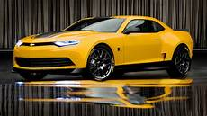 camaro transformers 1 michael bay chooses two camaros to play bumblebee in