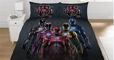 power rangers movie bedsheets revealed power rangers now