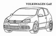 Malvorlagen Autos Vw Volkswagen Coloring Pages To And Print For Free