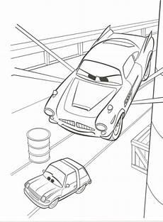 cars 2 ausmalbilder animaatjes de