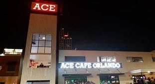 First American Ace Cafe Opens In Orlando – RacingJunk News